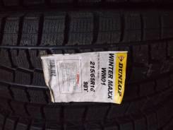 Dunlop Winter Maxx WM01. Всесезонные, без износа, 4 шт