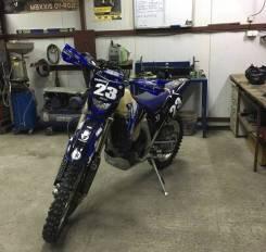 Yamaha WR 450F, 2011