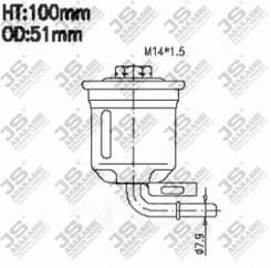 Фильтр топливный Asakashi FS3201