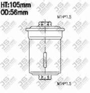 Фильтр топливный Asakashi FS6042
