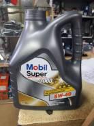 Mobil Super 3000 5W40, 4л
