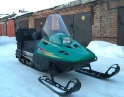 Снегоход Рысь-500М, 2006