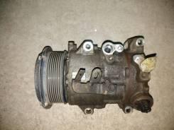Компрессор кондиционера на Toyota Camry 40