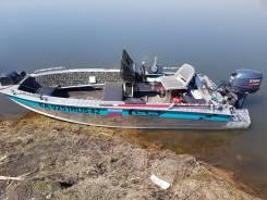 Лодка New Style 390 +мотор +прицеп