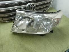 Фара левая Toyota Land Cruiser 200 2007-2012