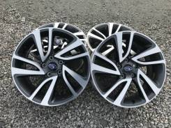 Продам оригинальные диски R 18 Subaru