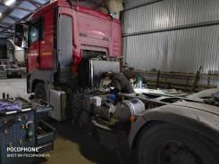Ремонт европейских грузовиков и прицепов