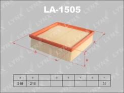 Фильтр воздушный Замена снятым LA-1536, LA-1558 LYNXauto LA-1505