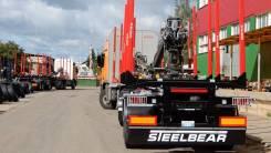Steelbear. Надстройка лесовозная с Гидроманипулятором Epsilon M100L97. Под заказ