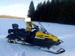 BRP Ski-Doo Skandic WT, 2008