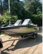 Моторная лодка катер