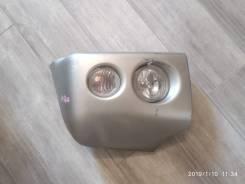 Клык на бампер правый Mitsubishi Pajero Mini