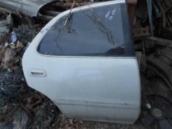 Стекло правое заднее Toyota Cresta GX90, #X9#