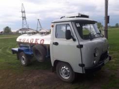 """УАЗ. 36221 """"Молоковоз"""", 2 700куб. см., 1 500кг., 4x4"""