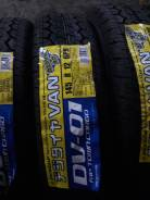 Dunlop DV-01. Летние, 2017 год, без износа
