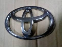 Эмблема. Toyota Corolla Axio, CE120, NZE120, NZE121, ZZE121, ZZE122 Toyota Corolla Fielder, CE121, NZE121, NZE124, ZZE122, ZZE123, ZZE124, CE121G, NZE...