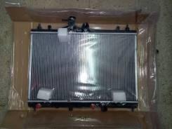 Радиатор охлаждения двигателя. Nissan Tiida Latio, SC11, SNC11 Nissan Tiida, SC11, C11X, C13R, SC11X Nissan Sentra, B17R, B17RR Nissan Juke, F15E HR15...