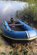 Лодка ПВХ Штурман 420