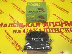 Колодки тормозные AN-293 Nickombo Classic Premium на Сахалинской