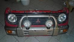 Ноускат. Mitsubishi Pajero Mini, H51A, H56A Mitsubishi Pajero Двигатель 4A30