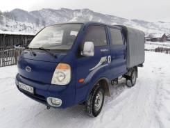 Kia Bongo. Продается грузовик , 2 900куб. см., 1 000кг., 4x4