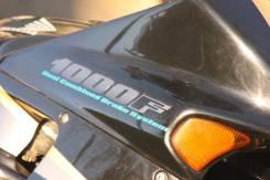 Honda CBR 1000F Hurricane, 1995