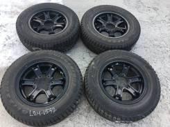 "205/70 R15 Bridgestone DM-V1 литые диски 6х139.7 (L24-1532). 6.0x15"" 6x139.70 ET33"