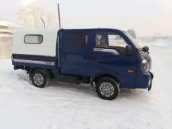 Kia Bongo III. Продается грузовичек киа бонго 3, 2 500куб. см., 1 000кг., 4x4