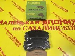 Колодки тормозные AN-386 Nickombo Classic Premium на Сахалинской