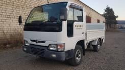 Nissan Atlas. 1994 , 4WD, TD27, аппарель, 2 700куб. см., 1 500кг., 4x4