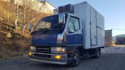 Mitsubishi Fuso Canter. MMC Canter 2000г., 4WD, рефрижератор, 2 800 куб. см., 1 500 кг., 4x4