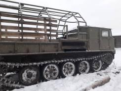 КМЗ АТС-59. Атс-59 вездеход