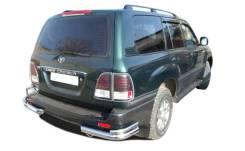 Кенгурятники. Toyota Land Cruiser, FZJ100, HDJ100, HDJ100L, J100, UZJ100, UZJ100L, UZJ100W. Под заказ