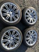 """Япониский колёса Bridgestone icepartner 225/45R185x114.3 Bahnsport. 8.0x18"""" 5x114.30 ET35 ЦО 72,0мм."""