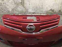 Решетка радиатора. Nissan Note, E11, E11E