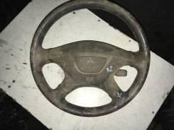 Руль Mitsubishi Pajero Montero Sport K9 кожа