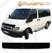 Дефлектор капота Ford Transit 2000-2006 (Мухобойка)
