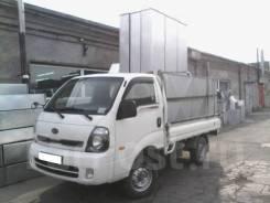 Kia Bongo. (2012) 4WD - Не Грузовик, а Пароход, 2 500куб. см., 1 000кг., 4x4
