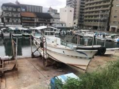 Продам шхуну рыболовно-транспортную Yamaha
