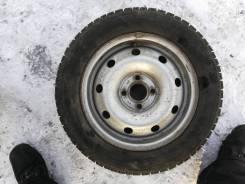 """Зимнии колёса на RENO Logan. 4.0x14"""" 4x100.00 ET-44 ЦО 54,0мм."""