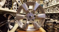 """RPLC Wheels. 7.5x17"""", 6x139.70, ET25, ЦО 106,1мм."""
