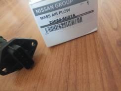 Датчик расхода воздуха Nissan, Subaru. 5-контактов. Новый.