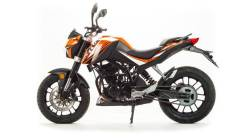 Motoland R3 250. 250куб. см., исправен, птс, без пробега