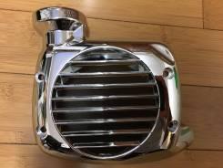 Накладка, защита радиатора на мопед Yamaha SA36J
