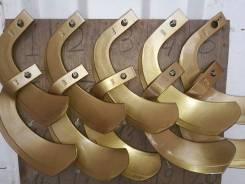Комплект японских ножей золотой коготь на трактор Kubota Владивосток.