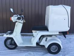 Honda Gyro Up. 49 куб. см., исправен, птс, без пробега