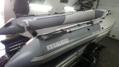 Надувная моторная лодка Аквилон 3900