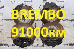 Ступицы Mercedes Benz ML320 W163 Brembo [Комплект с распила]