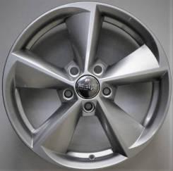 Диск колесный 16 КиК KC681 ZV Focus 6.5*16 5*108 ET50 D63.35 сильвер