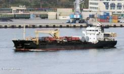 Морские перевозки на Курильские острова. Влад-к-Кунашир, Итуруп, Шикотан